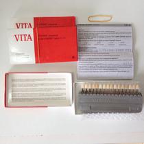 Escala Cor Vitapan Classical A1d4 Odontologia Prótese Ref105
