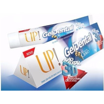 Gel Dental 3d Up! Com Óleo De Cravo E Menta 90g