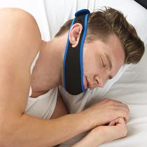 Faixa Cabeça Queixo Anti Ronco Durma Melhor - Pronta Entrega