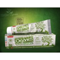 Pasta De Dente Orgânico Sem Flúor Vegana