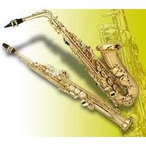 Saxofone - Cd Com Métodos E Partituras - Envio Por E-mail