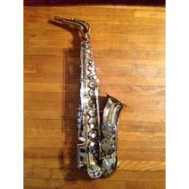 Selmer Alto Saxophone As500 Otimo Estado C/ Case