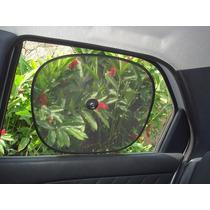 Par De Protetor Solar Automóvel Vidro Lateral Bebes Crianças