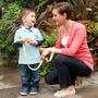 Coleira Pulseira De Segurança Para Passear P/ Bebe Infantil