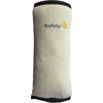 Protetor De Cinto Segurança Carro Acolchoado Bege 4babies