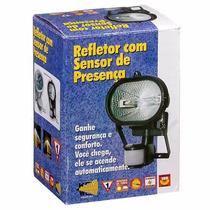 Refletor Key West 500w C/ Sensor De Presença