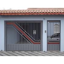 Portões Eletrõnico Dsliz.gal.30x30 Por 2,30 X 4,50 Cod:21001