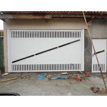 Portão De Aluminio, Portão Basculante,portão De Correr.