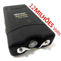 Aparelho De Choque Máquina Taser 12000kv Recarregável