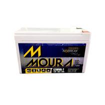 Kit Com 4 Peças Bateria Selada Para Nobreak 12v 7a