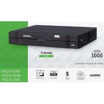 Dvr Stand Alone Tríbrido Intelbras 720p Hdcvi 1004 3 Em 1
