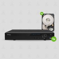 Dvr Stand Alone Gravador 16 Cameras / Canais Intelbras Hd1tb