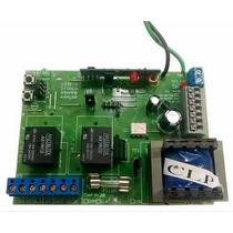 Placa De Comando Para Automatizador Clp 003802 - Rcg