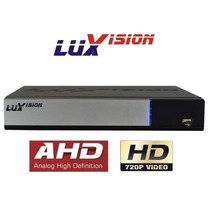 Dvr Stand Alone 4 Canais Ch Ahd D1 C/ Hdmi Nuvem Luxvision