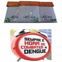 Tela Mosquiteira Anti-insetos Janelas/ Portas Varias Medidas