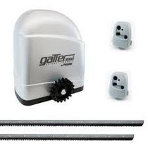 Kit Motor Portão Eletronico Deslizante Gatter 1/4hp Peccinin