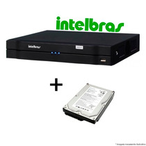 Dvr Stand Alone 8 Canais Vd 3008 Intelbras Hdmi + Hd 1 Tera