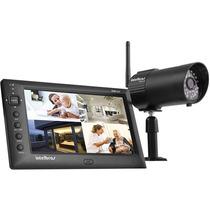 Kit Seguranca Com 1 Camera Wireless Ehm608 Intelbras
