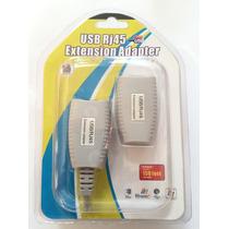 Extensor De Mouse Para Dvr Usb/rj45 Ate 100 Metros