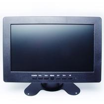 Monitor Color Lcd 7 Tft Af-7001b Imagem De Alta Resolução