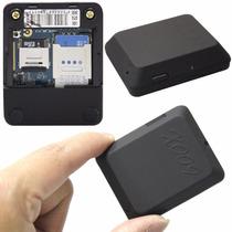 Micro Mini Escuta Espiã Gsm Microfone Filma Tira Foto E Gps