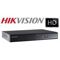 Dvr Hvr Hikvision Turbo Hd-tvi 4 Canais Em Hd 720p 1080p