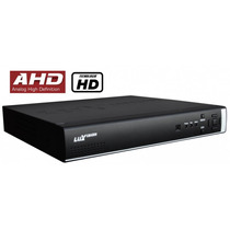 Dvr Stand Alone Ahd 16 Canais Hibrido Ddns Proprio Luxvision