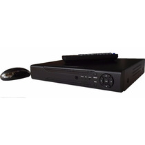 Dvr Stand Alone Cftv 4 Canais H264 Real Time 120fps Hdmi