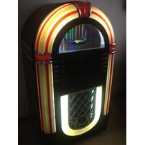 Jukebox Modelo Antigo Tipo Wurlitzer, Rockola, Seeburg