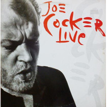 Lp Vinil - Joe Cocker Live - Duplo