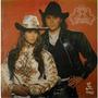 Lp Vinil - Ana Raio & Zé Trovão - Ano 1991