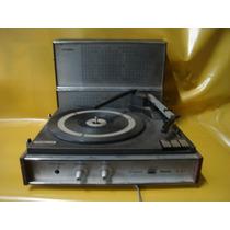 Conjto 2 X 1 Philips Hi-fi - Mod.447 - Impecavel - U. Dono