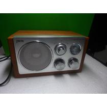 Rádio Sintonizador Am/fm Jwin 220 Volts Perfeito Excelente