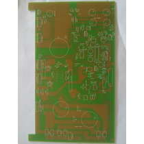 Placa Para Montar Fonte Automotiva Digital 14,4 V