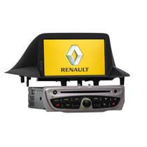 Central Multimidia Renault Fluence Original Plug And Play