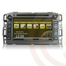 Central Multimidia Gm Captiva Dvd, Gps, Tv, Camera Re