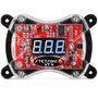 Voltimetro Digital Stetsom Vt4 Protege Som Modulo Bateria