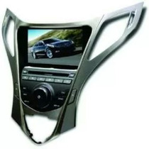 Central Multimidia Dvd Hyundai New Azera 2012