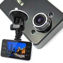 Filmadora K6000 Gravador Câmera Fullhd Veicular