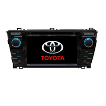 Central Multimídia Toyota Corolla 2015 - Rav 4 - Etios