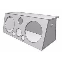 Equipamento Caixa Som 2x12 (84 L)+ Dutada+corneta+tweter(02)