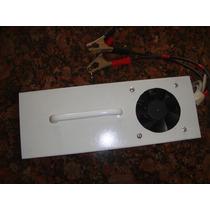 Fonte Automotiva+carregador De Baterias 30 Amperes 110 \ 220