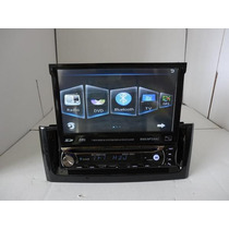 Central Multimidia So-2030 Fiat Punto (2010/15) - Tv Digital