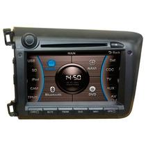 Central Multimídia Caska Honda New Civic Iwin Wifi 3g Ca277