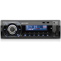 Rádio Automotivo Multilaser Talk Bluetooth,fm, Usb,sd E Mmc