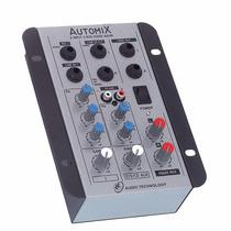 Mesa De Som Automotivo Mixer Automix Ll Audio A202r 2 Ch 12v