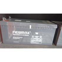 Bateria Newmax De 200 Amp. E De 155 Amp. Agm