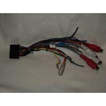 Chicote Para Dvd Pioneer Modelos Dvh-7380av / Dvh-7580av /