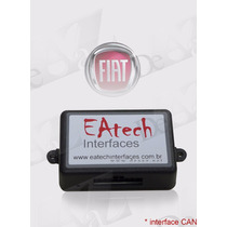 Interface Volante Fiat Idea Acima 2013 P/ Multimídia Pioneer