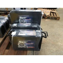 Bateria Para Som Aotometivo Slim 120ah Super Som